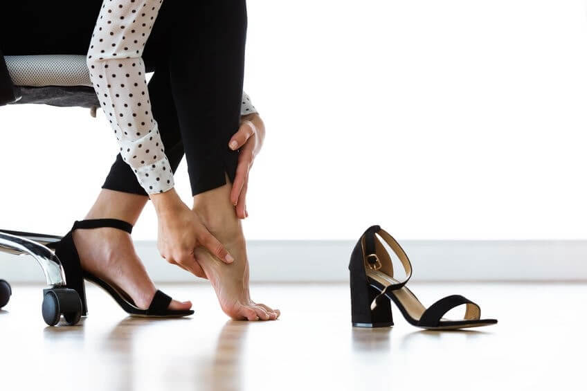 How to manage your heel pain