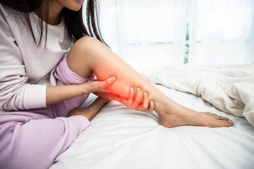 Are you getting aching legs at night? 9 causes of lower leg pain